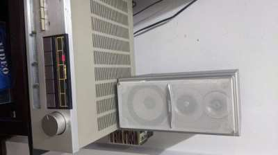 Powerful Amplifier AA class Victor and speaker's