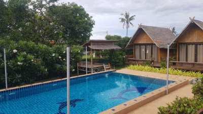 Huahin resort for sale
