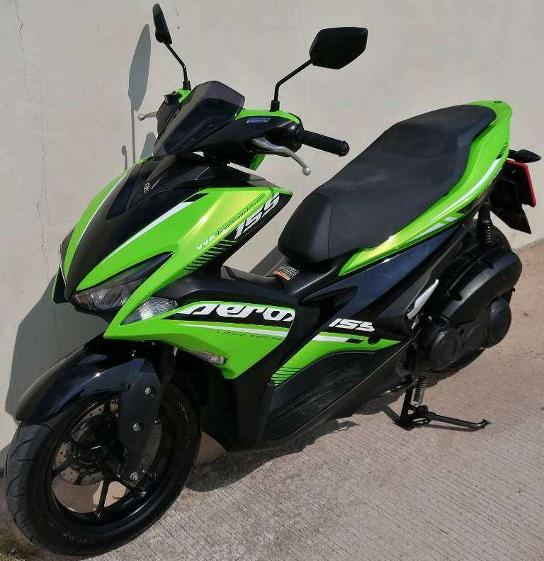 06/2019 Yamaha Earox 155 41.900 ฿ Easy Finance by shop
