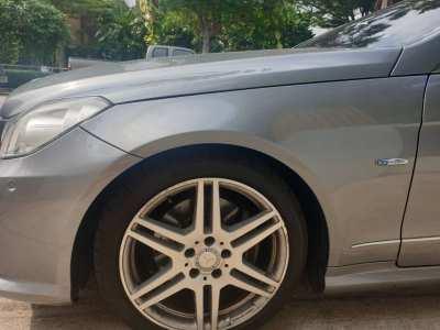 """ใครหารถ Benz E-Coupe อยู่บ้าง...สภาพดี Benz E250 CGI COUPE """"วิ่งเพียง"""