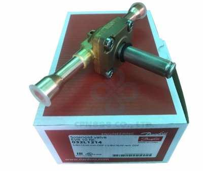 DANFOSS 032L1214 REFRIGERATION Solenoid valve