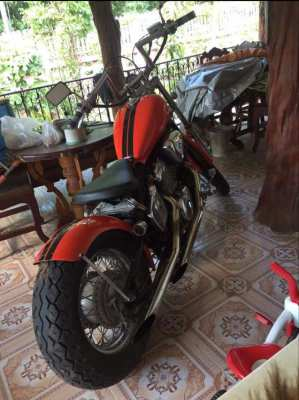 Honda Steed 600cc for sale!