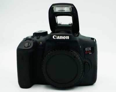 Canon Kiss X8i (Canon EOS 750D Rebel T6i) Wi-Fi NFC 24MP Body