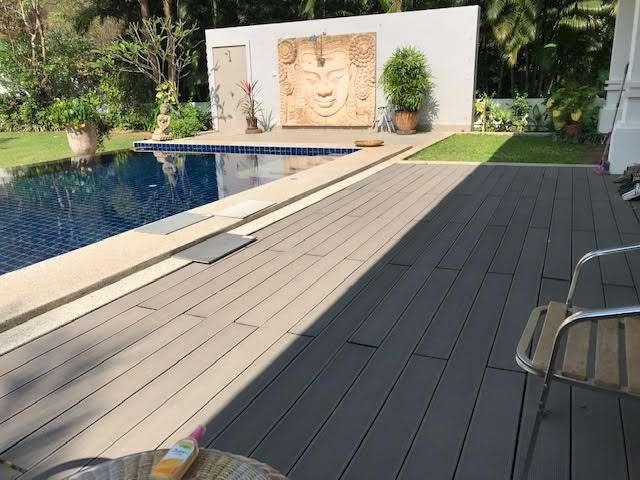 Garden Composite decking 15sqm