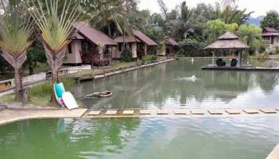 Resort for Sale in Pai, Maehongson