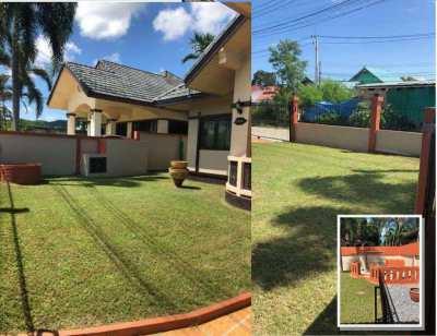 Pattaya Bangsaray Low Priced House for sale