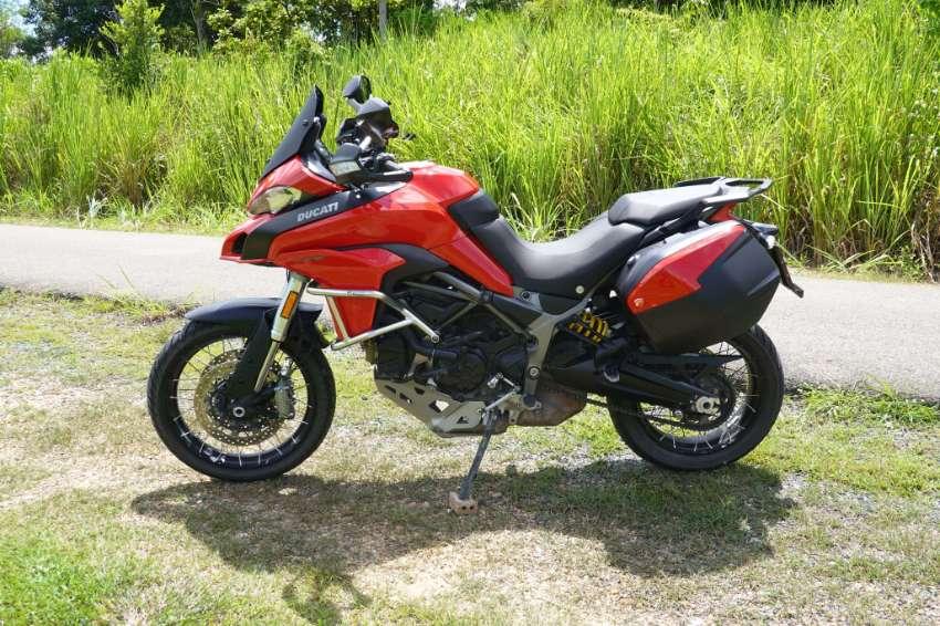 Ducati Multistrada 950, 2018, 23089 km