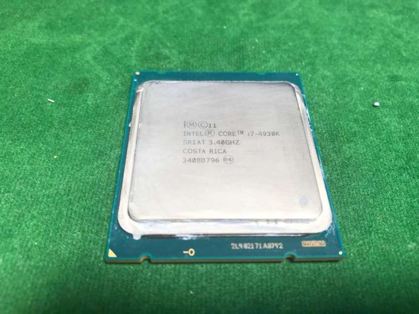 CPU I7-4930k