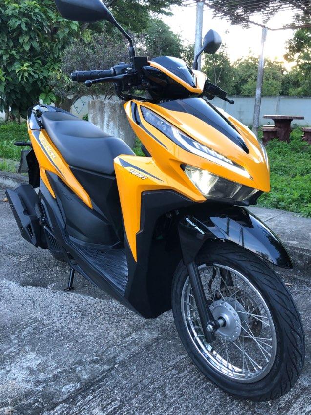 2020 Honda Click 125 Auto - Only 8,800 km - Same New!