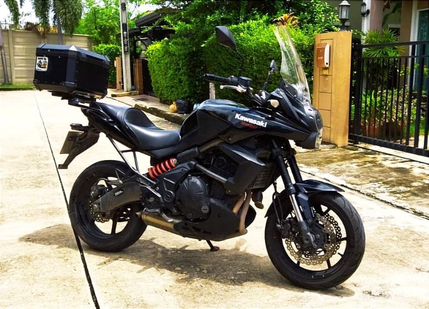 2014 Kawasaki Versys 650