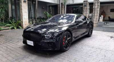 BENTLEY CONTINENTAL GT COUPE BLACK EDITION
