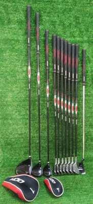 Dunlop DDH+ matching set of golf clubs