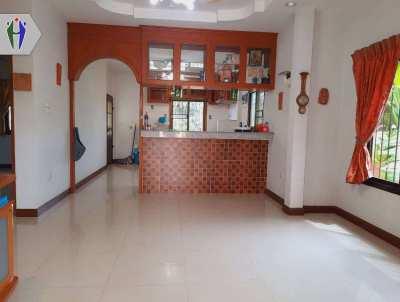 Single House for Rent. 10,000 Baht Pattaya (Soi Khaonoi)