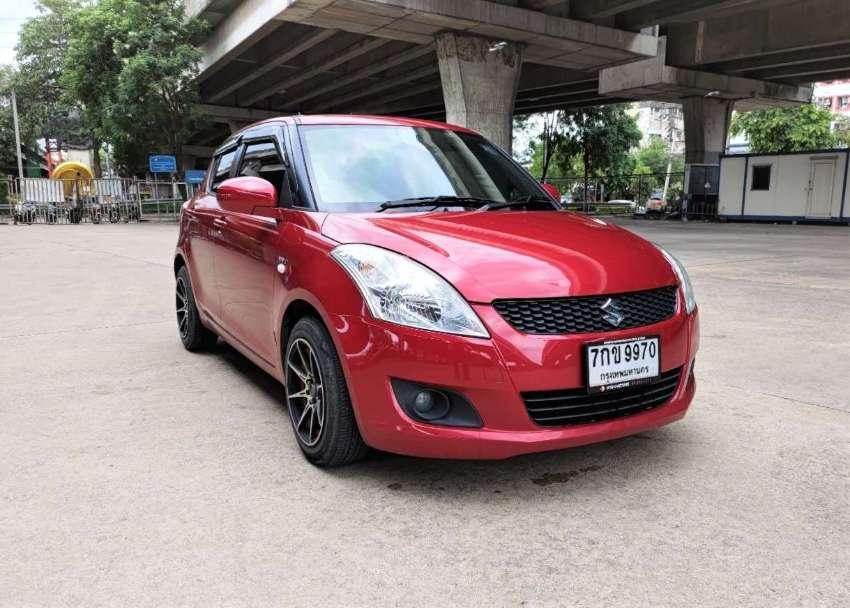 Suzuki Swift Eco 1.25 GL auto CVT