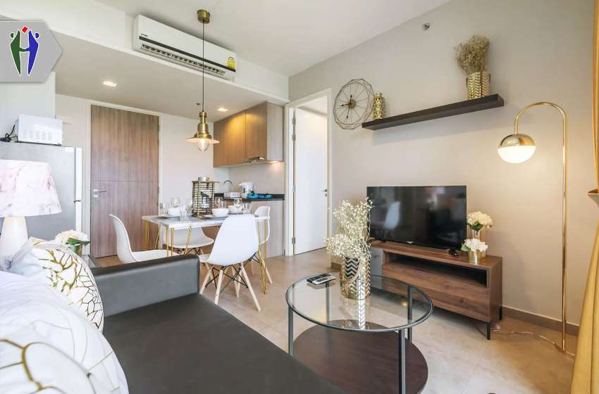 Condo for Rent 2 Bedrooms on to Pratumnak Hill  Pattaya