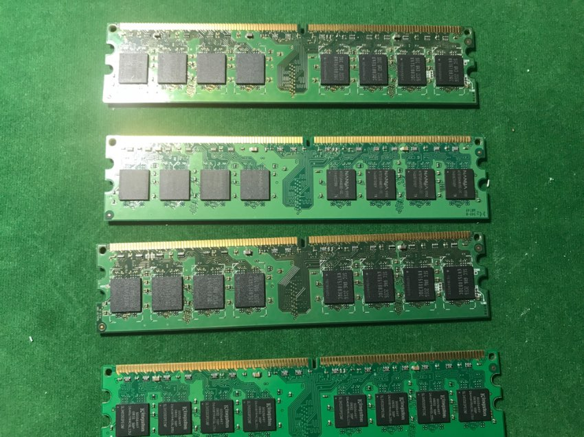 4 GB RAM memory for older PC, PC-5300