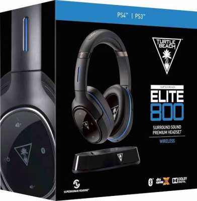 Turtle beach stealth 800p for PlayStation 4..premium headset