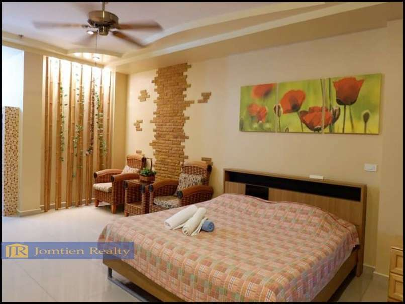 View Talay(7) Studio Sea View on High Floor for Sale at Dongtan Beach