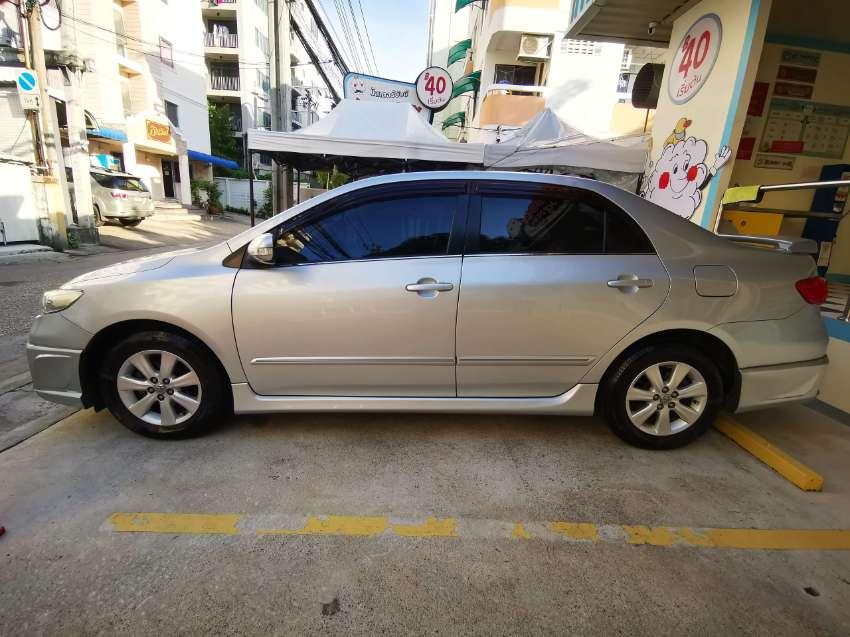 Toyota Corolla Altis 1.6E CNG
