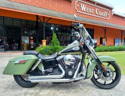 Harley Davidson  Switchback 1584cc. 96Ci. ปี/Year 2014