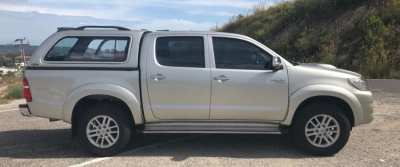 Toyota Hilux Vigo 2.5 Diesel