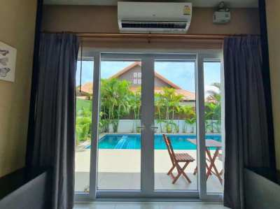Pool Villas 3 Bedrooms,3 Bathrooms,, near Jomtien Beach