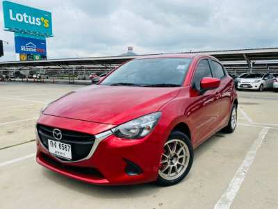 MAZDA 2 1.3 SPORT HIGH 5DR เกียร์AT ปี16