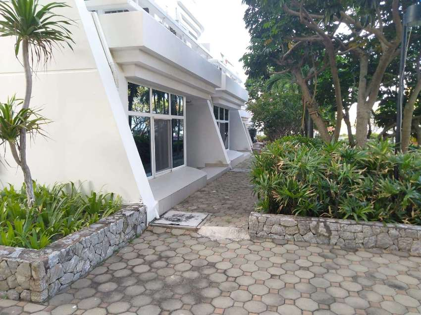 Spacious Private Beach Front Apartment, Quiet Jomtien Area, 110sqm