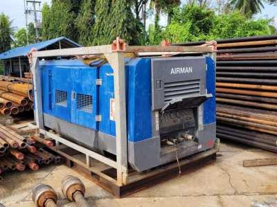 Air Compressor 655cfm