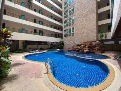 2 bed 3 bath Corner unit Condo for sale in Central Pattaya