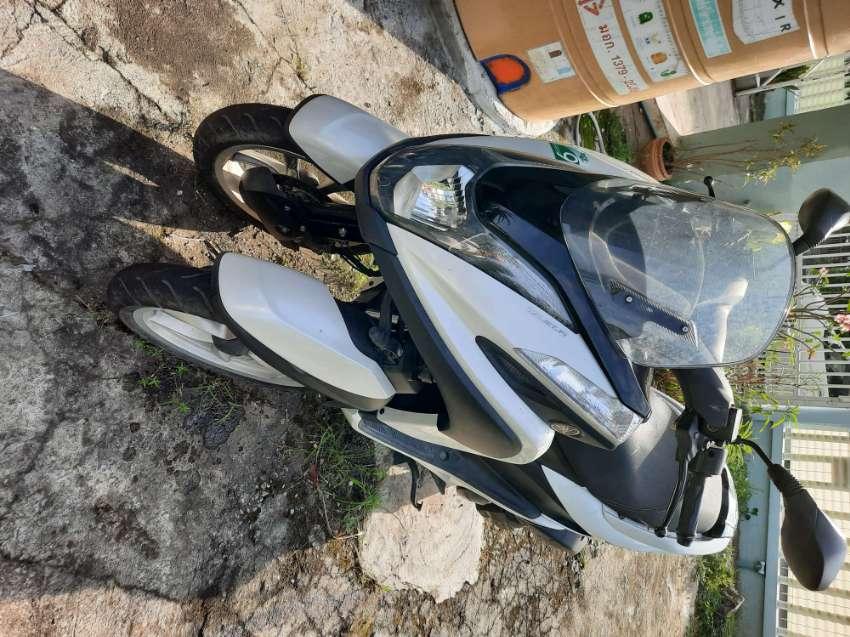 Yamaha tricity low mileage