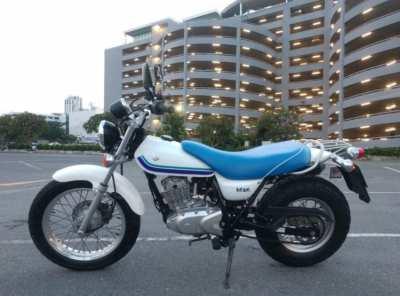 2014 Suzuki Vanvan 125cc