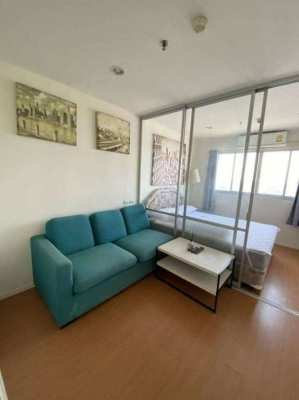 Lumpini Ville Naklua - Wongamat Condo 23 sqm 1BR 22FL for rent