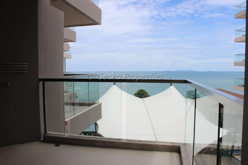 1 bed 1 bath Island view  Condo for rent in Wongamat