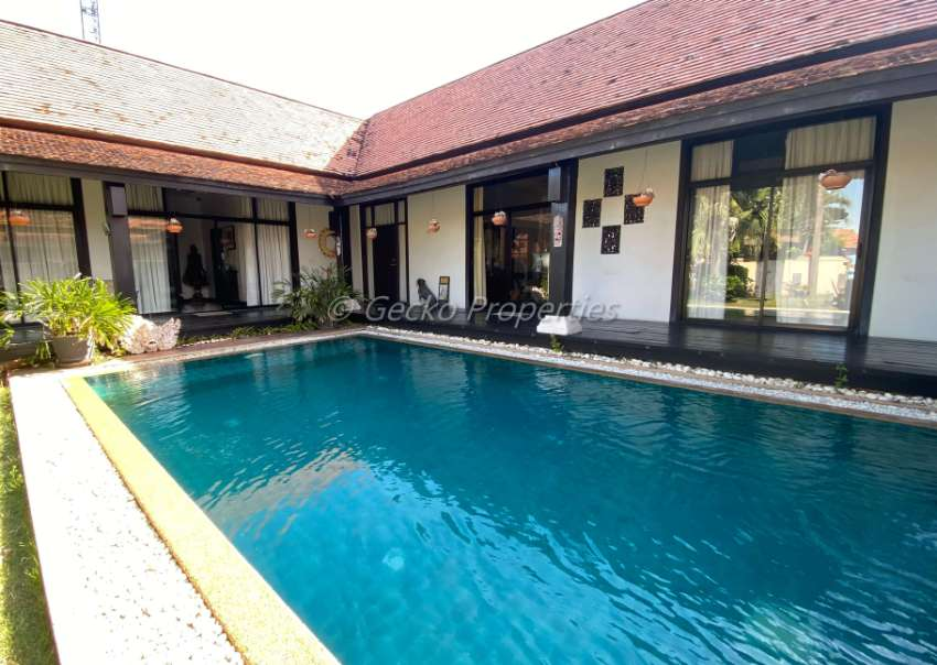 3 bed 4 bath with private pool House for sale in Lake Mabprachan
