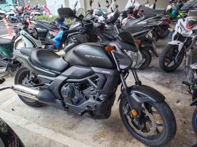 Honda CTX 700 for sale