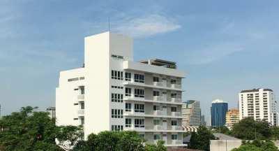 PPR Villa Serviced Apartment 2 BR @ Ekamai 10 intersection 6 (Type A)