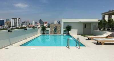 Type B: PPR Villa Serviced Apartment 2 BR @ Ekamai 10 intersection 6