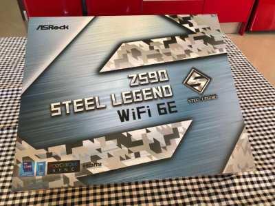 Asrock Z590 Steel Legend WiFi 6E