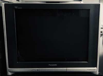 TV Panasonic 29 inches  (2nd hands)