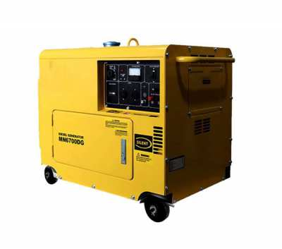 Home Power Generator Diesel AVR 5kW whit Elektrostart - Silent
