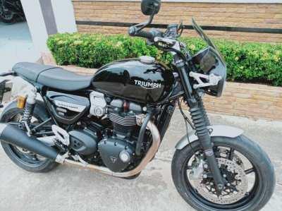 Triumph Speed Twin 2019 1200cc