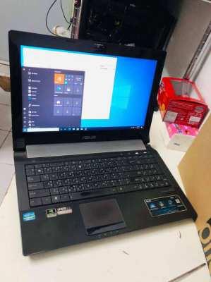 Asus N53S GAMING CORE I7/8GB RAM/750GB HDD/NVDIA GEFORCE GT550/15.6/HD