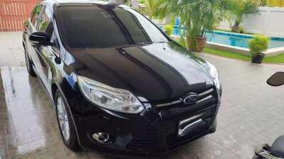 Ford Focus Titanium, 2.0, 2012, good condition