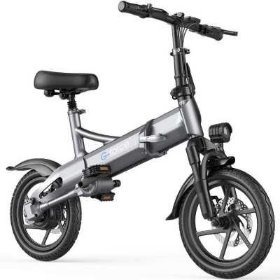 E-Bike, G-force 14