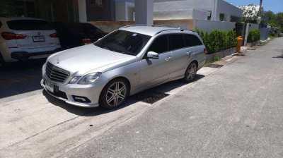2011 Mercedes E250 CDI Estate Wagon