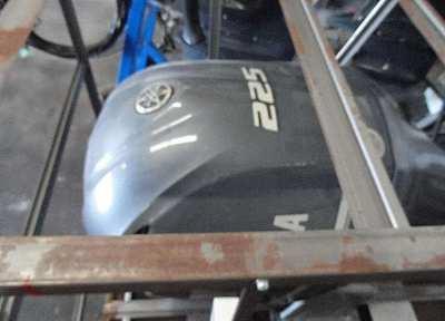 Used Outboard Yamaha 225 HP EFI Motor
