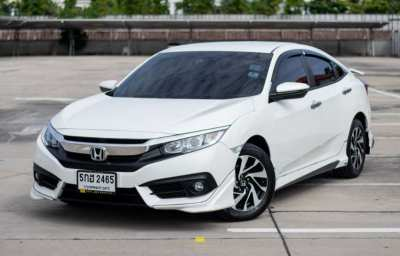 Honda Civic FC 1.8 EL  ปี 2017