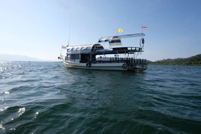 Diving/Snorkeling boat for immediate sale