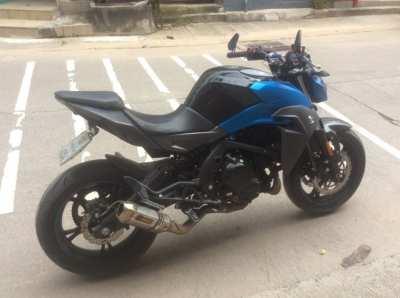 Wonderful and cheap . CJ 400 cc . Engine 650 kawasaki . Pattaya